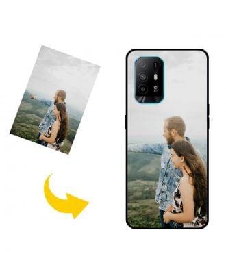 Сделанный на заказ OPPO A95 5G чехол для телефона с вашими фотографиями, текстами, дизайном и т. Д.