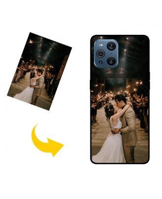 Индивидуальный OPPO Find X3 Pro чехол для телефона с вашими фотографиями, текстами, дизайном и т. Д.