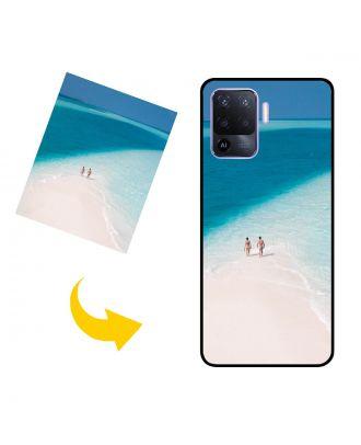 Спеціальний OPPO Reno5 F чохол для телефону з вашими фотографіями, текстами, дизайном тощо.