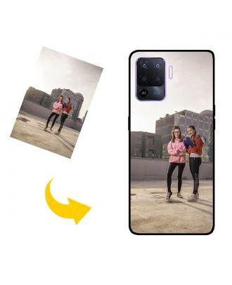 Персоналізований OPPO Reno5 Lite чохол для телефону з вашими фотографіями, текстами, дизайном тощо.