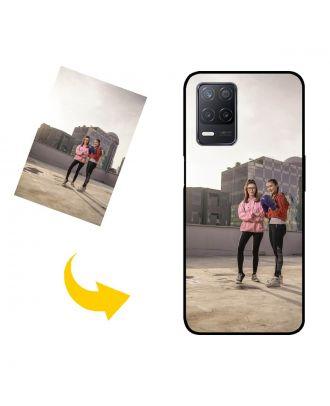 사진, 텍스트, 디자인 등으로 맞춤 제작 된 Realme 8 5G 휴대 전화 케이스