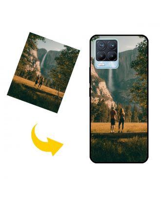 Персоналізований Realme 8 Pro чохол для телефону з вашими фотографіями, текстами, дизайном тощо.