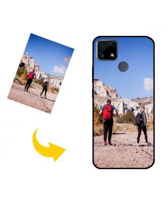 Custom Realme C25 Phone Case with Your Own Design, Photos, Texts, etc.