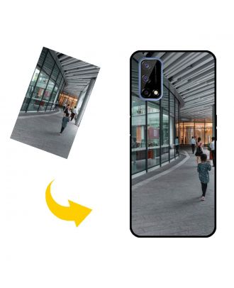 Персоналізований Realme Narzo 30 Pro 5G чохол для телефону з власними фотографіями, текстами, дизайном тощо.