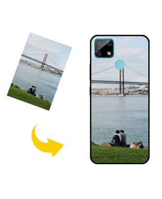 Индивидуальный Realme Narzo 30A чехол для телефона с вашим собственным дизайном, фотографиями, текстами и т. Д.