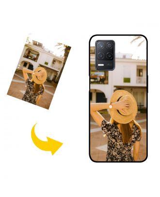 Індивідуальний Realme Q3i 5G чохол для телефону з власним дизайном, фотографіями, текстами тощо.