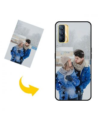 Custom Made Realme X7 (India) Phone Case with Your Own Design, Photos, Texts, etc.