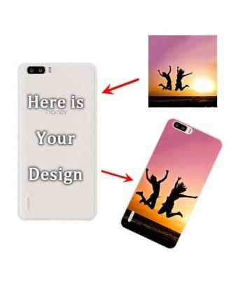 Make your own custom cases for HUAWEI Honor 6 Plus online