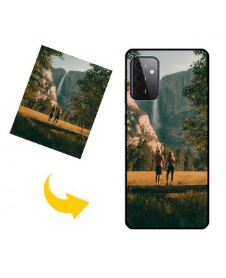 Custom Made Samsung Galaxy A72 Phone Case with Your Own Photos, Texts, Design, etc.