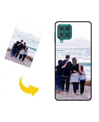 Индивидуальный Samsung Galaxy F62 чехол для телефона с вашими фотографиями, текстами, дизайном и т. Д.