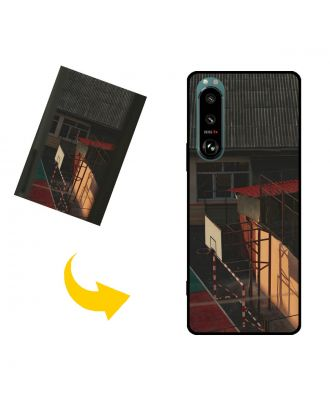 Custom Made SONY Xperia 5 III Phone Case with Your Own Photos, Texts, Design, etc.