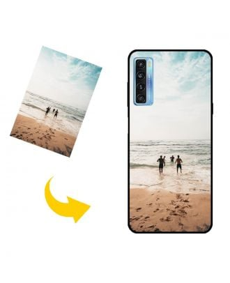 Custom Made TCL 20L Phone Case with Your Own Design, Photos, Texts, etc.