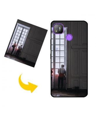 Custom Made TECNO Pop 4 Phone Case with Your Own Photos, Texts, Design, etc.