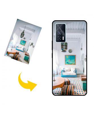 Customized vivo iQOO 7 (India) Phone Case with Your Photos, Texts, Design, etc.