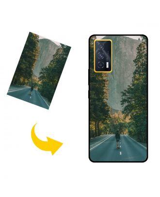 Custom Made vivo iQOO Neo5 Phone Case with Your Own Design, Photos, Texts, etc.