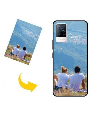 Индивидуальный vivo V21 5G чехол для телефона с вашим собственным дизайном, фотографиями, текстами и т. Д.
