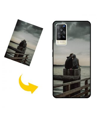 Персонализированный чехол для телефона vivo X60 (China) с вашими фотографиями, текстами, дизайном и т. Д.