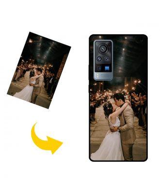 Індивідуальний vivo X60 Pro (China) чохол для телефону з власними фотографіями, текстами, дизайном тощо.