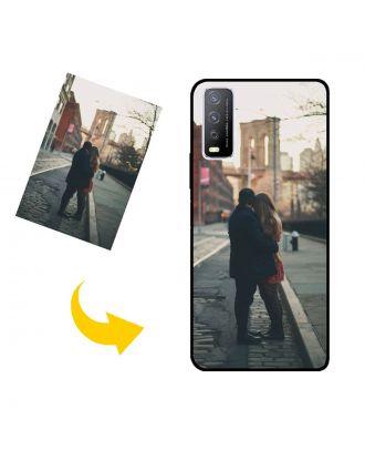 Сделанный на заказ vivo Y30G чехол для телефона с вашим дизайном, фотографиями, текстами и т. Д.