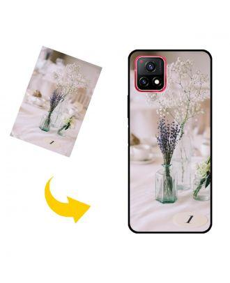 独自の写真、テキスト、デザインなどが入ったカスタムvivo Y31s電話ケース