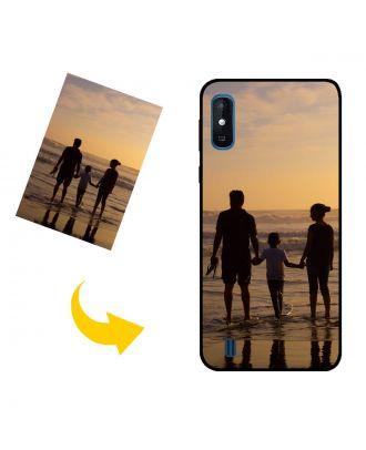 Coque de téléphone Wiko Y81 personnalisée avec votre propre design, photos, textes, etc.