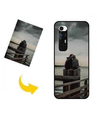 Customized Xiaomi Mi 10S Phone Case with Your Own Design, Photos, Texts, etc.