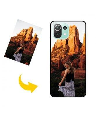 Спеціальний Xiaomi Mi 11 Lite 5G чохол для телефону з вашими фотографіями, текстами, дизайном тощо.
