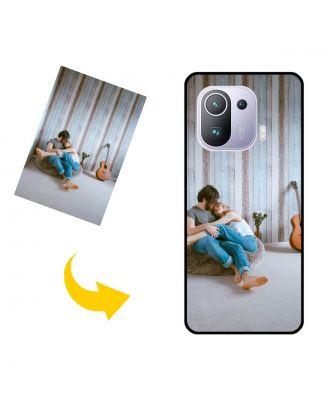 Спеціальний Xiaomi Mi 11 Pro чохол для телефону з власними фотографіями, текстами, дизайном тощо.