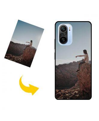 Customized Xiaomi Mi 11i Phone Case with Your Own Design, Photos, Texts, etc.