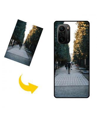 나만의 사진, 텍스트, 디자인 등이 포함 된 맞춤형 Xiaomi Mi 11X 휴대폰 케이스