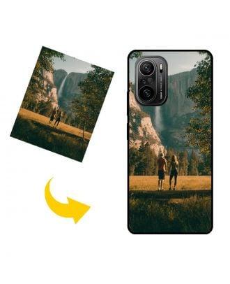 Індивідуальний Xiaomi Redmi K40 Pro+ чохол для телефону з вашими фотографіями, текстами, дизайном тощо.