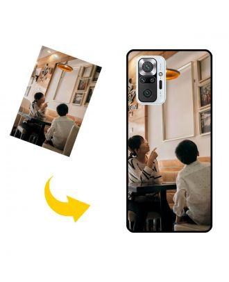 Сделанный на заказ Xiaomi Redmi Note 10 Pro чехол для телефона с вашими фотографиями, текстами, дизайном и т. Д.