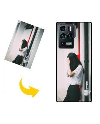 Сделанный на заказ ZTE Axon 30 Ultra 5G чехол для телефона с вашими фотографиями, текстами, дизайном и т. Д.