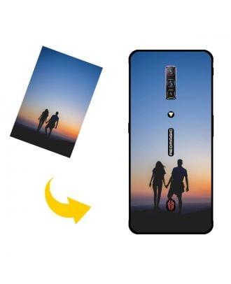Custom ZTE nubia Red Magic 6 Phone Case with Your Own Design, Photos, Texts, etc.