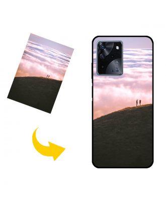 独自の写真、テキスト、デザインなどが入ったカスタムZTE S30電話ケース