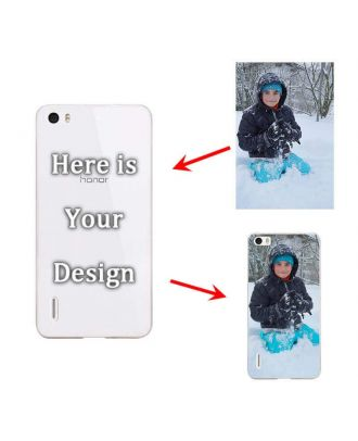 Personalized Hard Mobile Phone Case for HUAWEI Honor 6