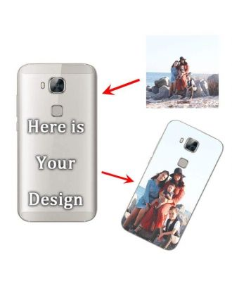Custom Phone Cases for HUAWEI G7 Plus - With Your own Logo or Design
