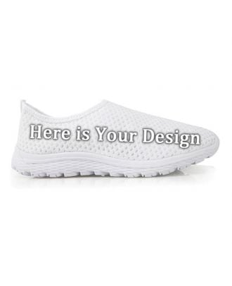Make Your Custom Shoes Online | Men's / Women's Mesh Running Shoes