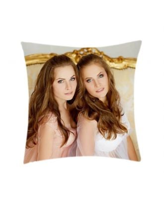 "Custom 14"" x 14"" Throw Pillows 
