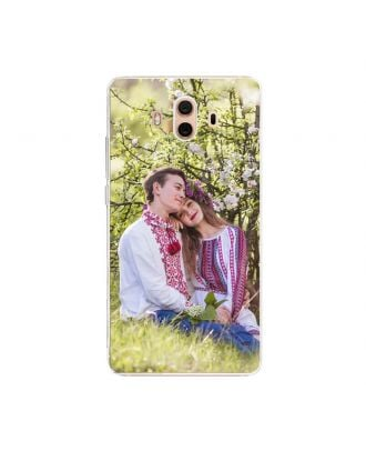 Customized HUAWEI Mate 10 Transparent Soft Phone Case with Your Own Photos, Texts, Design, etc.