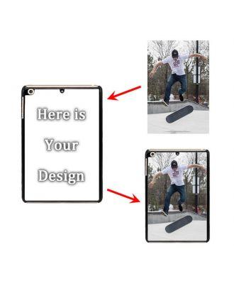 Custom Made iPad Mini 1 /2 / 3 White / Black Hard Case with Your Photos, Texts, Design, etc.