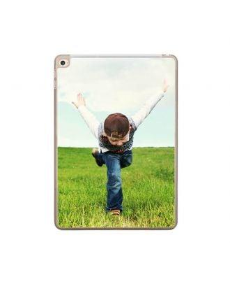 Customized iPad Air 2 Transparent Hard Case with Your Photos, Texts, Design, etc.