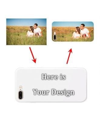 Online Phone Case Maker | Custom iPhone 7 Plus / 8 Plus Soft Case