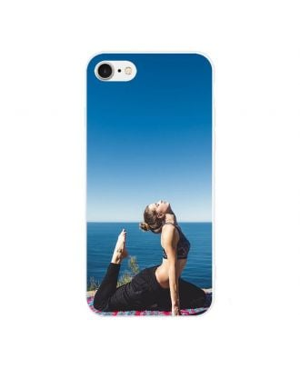 Customized Soft Case for iPhone 7 or iPhone 8 | White or Black