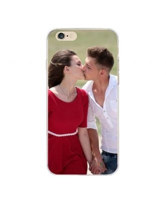 Custom Phone Case for iPhone 6/6S | Transparent Soft Case
