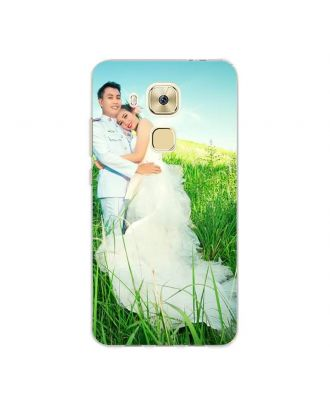 Personalized phone case with own photo and texts for HUAWEI G9 Plus