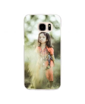 Matte Hard Personalised Mobile Phone Case for Samsung Galaxy S7