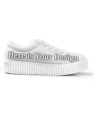 Design Your Custom Shoes Online | Women's Low-Top Platform Shoes