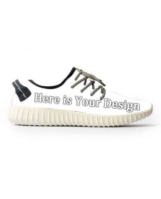 Customize Your Own Shoes | Men's / Women's Cotton Knitting Running Shoes