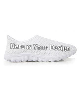 Make Your Custom Shoes Online | Men's / Women's Mesh Running Shoes